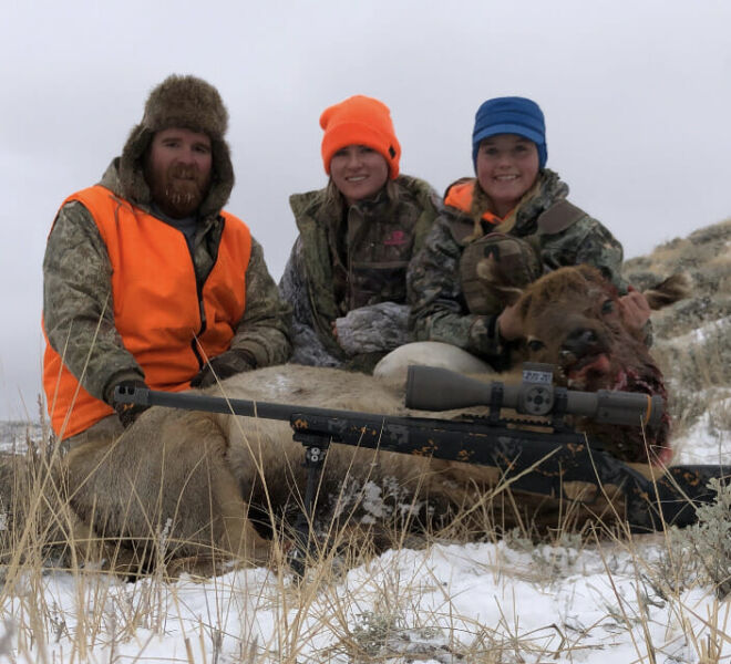 Wyoming Cow Elk Hunts Wood River Outfitters